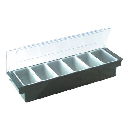 Picture of CHAFFEX CONDIMENT TRAY(4 PORTION)