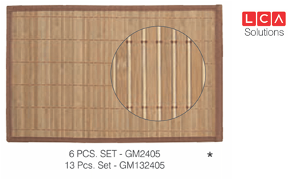 Picture of FREELANCE T MAT BAMBOO GM2405