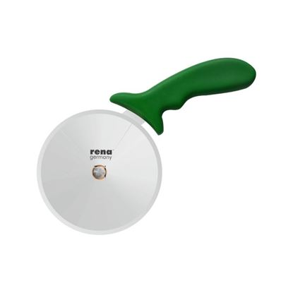 "Picture of RENA PIZZA CUTTER 4"" GREEN"