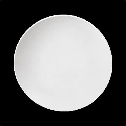 Picture of ARAINE ROUND RIMLESS PLATE 24 CM