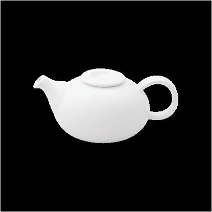 Picture of ARAINE COUPE TEA POT W/LID 40 CL
