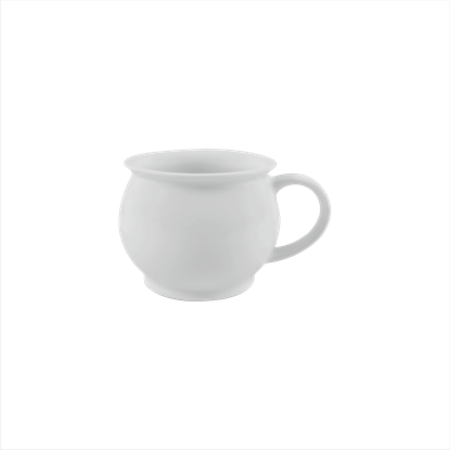 Picture of ARAINE PR CHOCOLATE CUP WITH HANDLE 23 CL