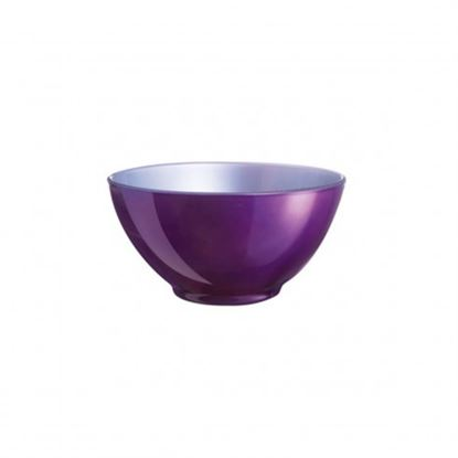 Picture of ARCOROC FLASHY BOWL BLUE BERRY 50 CL