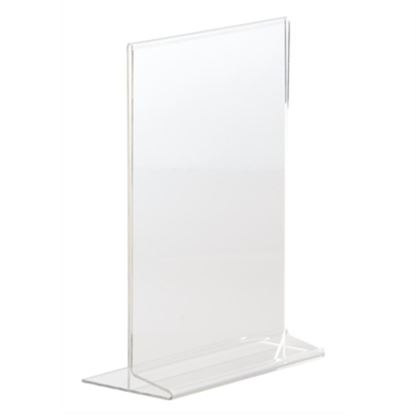Picture of ACRYLIC MENU STAND A4 SIZE (8.5X11.5)