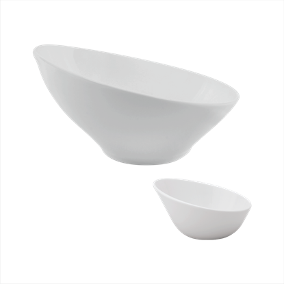 Picture of ARAINE PR ANGULAR BOWL 19 CM NS