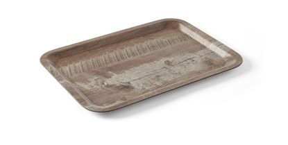 Picture of DINEWELL TRAY BALSA SMALL 1046 (WOOD)