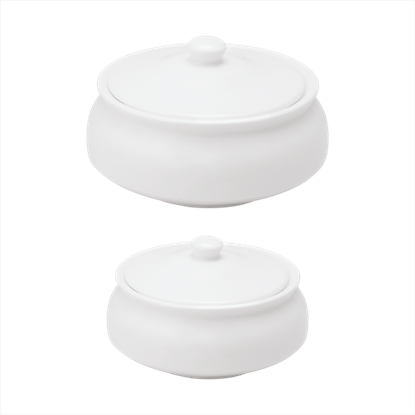 Picture of ARAINE GN HANDI BOWL WITH LID 45CL