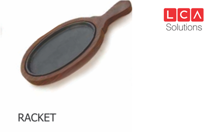 Picture of WOOD SIZZLER RACKET