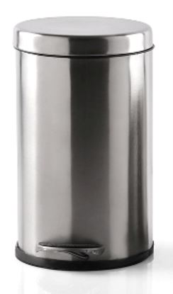 Picture of STEELONE PEDAL BIN 7 LTR