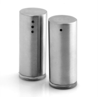 Picture of DESTELLER SALT & PEPPER ROUND MATT