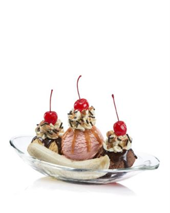 Picture of OCEAN DELIGHT ICECREAM BANANA SPLIT 2616