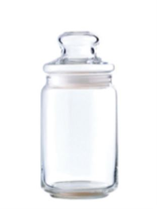 Picture of OCEAN POP JAR W/GLASS LID 650ML-B2523G
