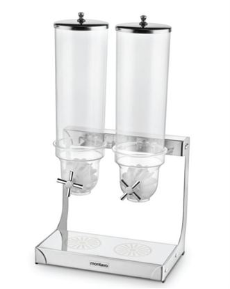 Picture of CHAFFEX CEREAL DISPENSER 4L(DOUBLE)