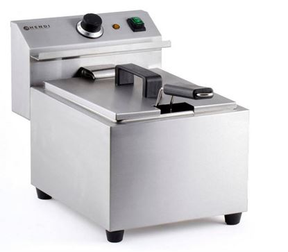 Picture of ELINVER FRYER 8LTR SINGLE  81T (TIMER)