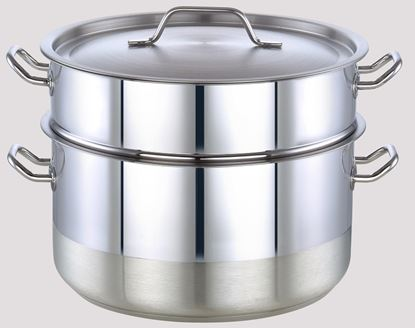 Picture of PRADEEP COOKPOT 1/2 36X20CM (20LTR)