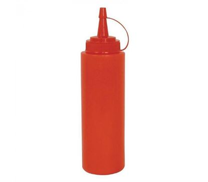 Picture of CHAFFEX SAUCE BOTTLE 24OZ (RED)