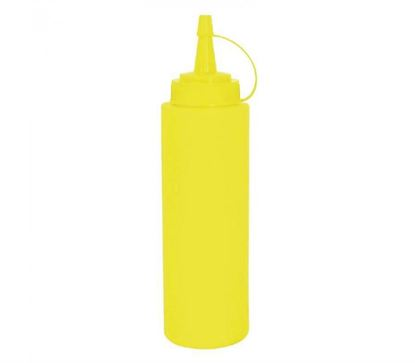 Picture of CHAFFEX SAUCE BOTTLE 24OZ (YELLOW)