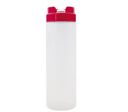 Picture of V4 FIFO BOTTLE 12OZ RED