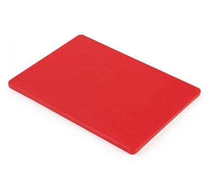 Picture of CHAFFEX CHOPPING BOARD RED 12X18X2""