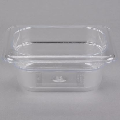 """Picture of CAMBRO FOOD PAN 1/8X2"""""""