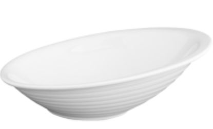 "Picture of DINEWELL SLANTED BOWL 11"" 3006"