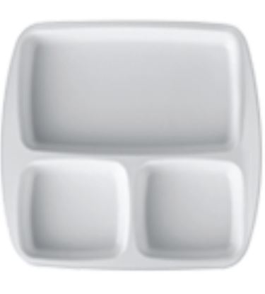 Picture of DINEWELL PARTITION PLATE (3P) 3073