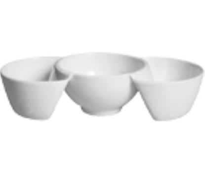 Picture of DINEWELL TRIO DISH 2123
