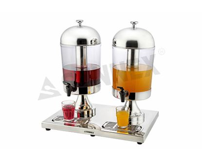 Picture of SUNNEX JUICE DISPENSER 8L (DOUBLE)