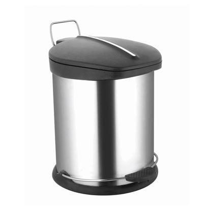 Picture of STEELONE OM PEDAL BIN 12 LTR (LARGE)