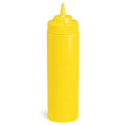 Picture of CHAFFEX SAUCE BOTTLE 12OZ (YELLOW)