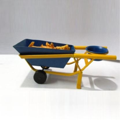 Picture of DESTELLER CAST CONSTRUCTION TROLLEY BIG W/DIP BOWL