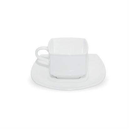 Picture of BONE-CHINA ZEN SAUCER BIG