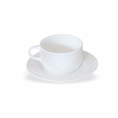 Picture of BONE-CHINA HARMONY SAUCER BIG
