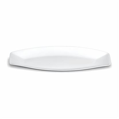 Picture of BONE-CHINA BAMBOO PLATTER BIG