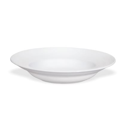 "Picture of BONE-CHINA SOUP PLATE 12""(PASTA PLATE)"