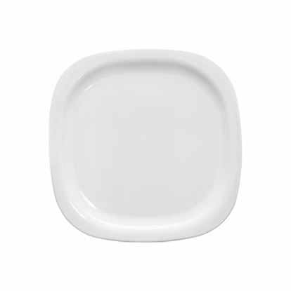 Picture of DINEWELL SQ ROUND BUFFET PLATE 5028
