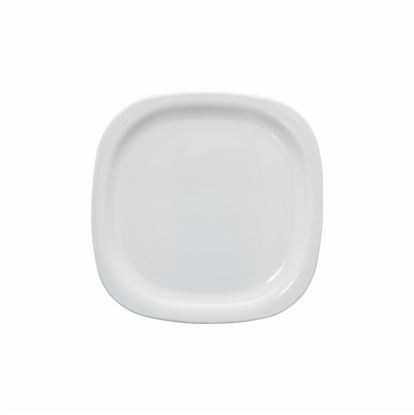 Picture of DINEWELL SQ ROUND DINNER PLATE 5029