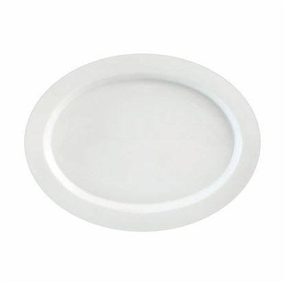 Picture of DINEWELL OVAL SERVING PLATTER LARGE-3035