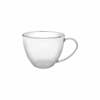 Picture of MUSKAN CUP BIG 200ML (CLEAR)