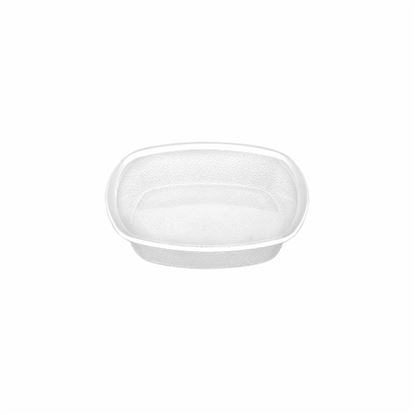 "Picture of MUSKAN CHAT PLATE SQ 5""(WHITE)"