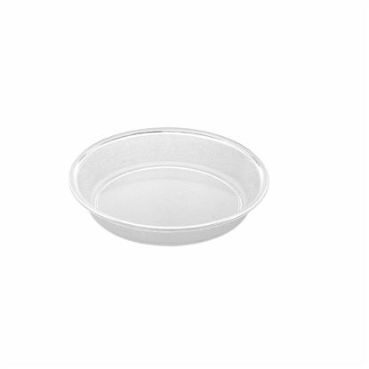 "Picture of MUSKAN CHAT PLATE ROUND 5""(CLEAR)"