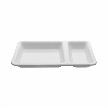 Picture of MUSKAN CHIP & DIP RECT (WHITE)