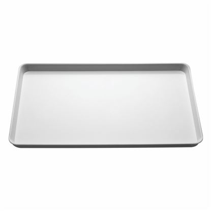 """Picture of MUSKAN TRAY DISPLAY 9X13X1"""" (PC) WHITE"""