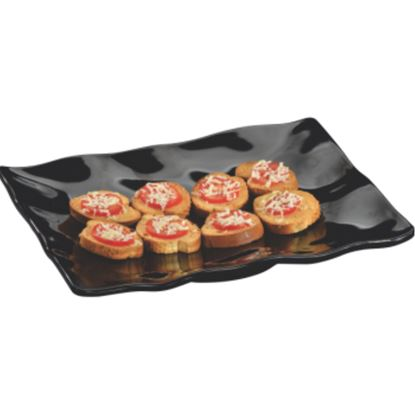 """Picture of DINEWELL AMERICAN PLATTER 14""""X11""""  3013"""