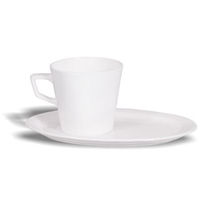 Picture of BONE-CHINA CUP OVAL
