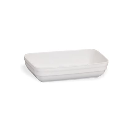 Picture of BONE-CHINA GOURMET DEEP PLATE