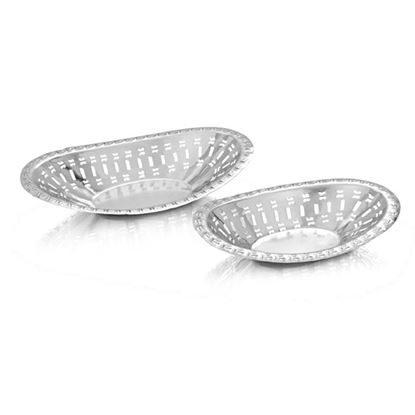Picture of DESTELLER BREAD BASKET OVAL PERFORATED (1POR)