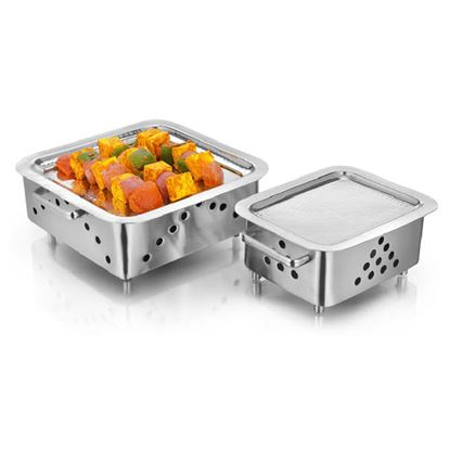 Picture of DESTELLER SNACK WARMER RECT. NO.3