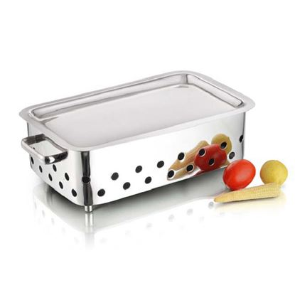Picture of DESTELLER SNACK WARMER RECT. 14X7""