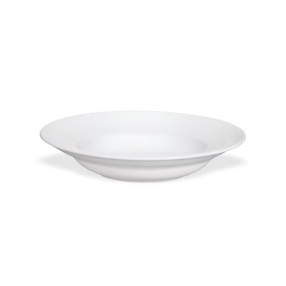 "Picture of BONE-CHINA SOUP PLATE 9""(PASTA PLATE)"